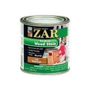 11406 Half Pint Zar Oil Based Wood Stain, Provincial: Home Improvement