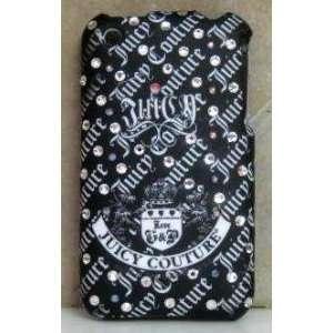 iphone case iphone 3g case w/ swarovski crystal choose