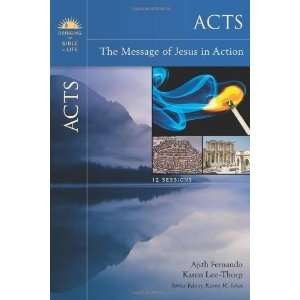Action (Bringing the Bible to Life) [Paperback]: Ajith Fernando: Books