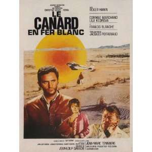 Le canard en fer blanc Poster Movie French (11 x 17 Inches