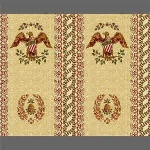 Patriotic American Eagle Custom On Demand Wallpaper: Kitchen & Dining