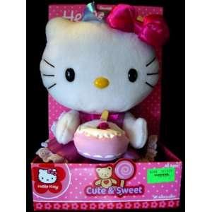 Hello Kitty Plush   2005 Release Toys & Games