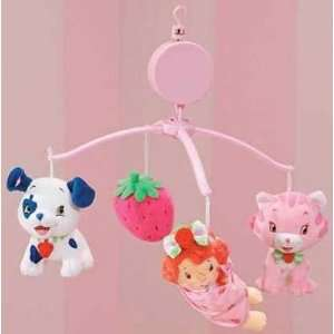 Strawberry Shortcake Baby Musical Mobile Baby