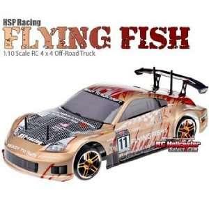 10 Flying Fish Drifter (HSP RC Drift Car 94123 12311): Toys & Games