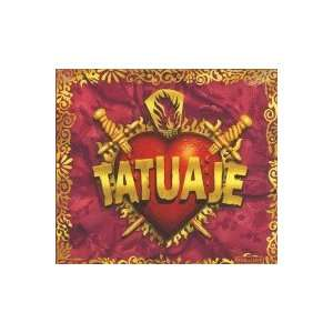 TATUAJE: VARIOS 2CD+DVD PAL Music