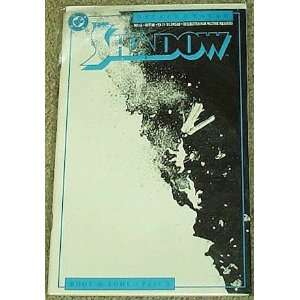 The Shadow Body and Soul Part 2 No 15 Oct 1988: Andrew Helfer: Books