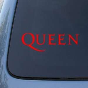 QUEEN   Freddie Mercury   Vinyl Car Decal Sticker #1866  Vinyl Color