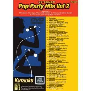 Forever Hits 4906 Pop Party Hits Vol 2 (30 Song DVD