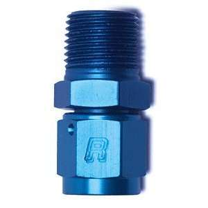 Fitting straight  3 AN female to male 1/8 NPT; specialty adapter AN