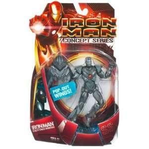 Iron Man Movie Action FigureStealth Striker Armor Iron Man