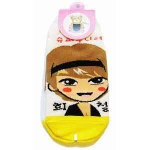 Super Junior Heechul Kpop Socks