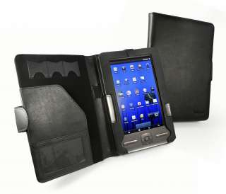 Tuff Luv Leather case cover for Archos 70 e reader