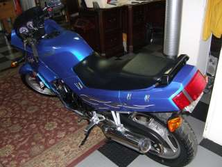 Just in time for spring is this 2005 Kawasaki Ninja EX 250 F Racer in