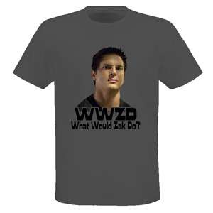 What Would Zak Bagans Do Ghost Adventures T Shirt