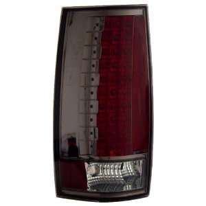 Matrix MTX 09 4093 LS L.E.D. Tail Lights Smoke for Chevrolet Suburban