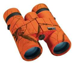 Minox BV 10x42 BR Orange Camo Part #62038 Binocular