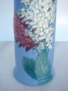 Hester Pillsbury Signed Weller Pottery Floral Vase 13