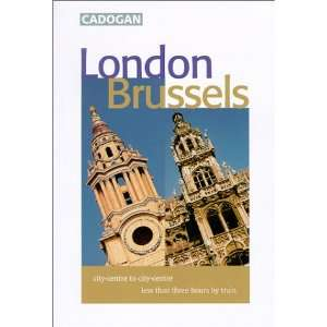: London Brussels (9781860119392): Andrew Gumbel, Antony Mason: Books