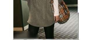 Korean Style Women Ladies Hoodie Loose Knit Sweater Top 1068