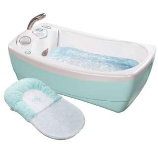 Summer Infant 18033 LilLuxuries Whirlpool Bubbling Spa & Shower