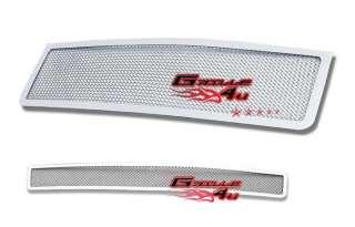 GMC Sierra 1500/Sierra Denali Stainless Steel Mesh Grille Combo 07 11