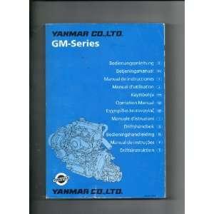 Yanmar GM Series Marine Diesel Engine Operaon Manual Models 2GM20(F