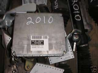 04 2004 LEXUS ES330 ENGINE COMPUTER ECM ECU STOCK# 2010