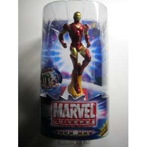 Marvel Universe Iron Man Collectible Figurine Series 1