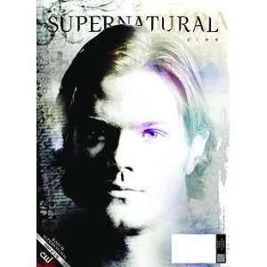 Supernatural Official Magazine #21 Exclusive Variant Cover