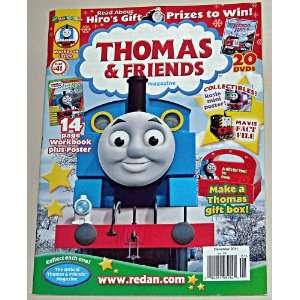 Thomas & Friends Dec 2011 Sue Porritt  Books