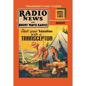 Radio News and Short Wave Radio Start Your Vacation with