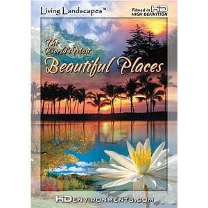Living Landscapes HD The Worlds Most Beautiful Places (WMV HD