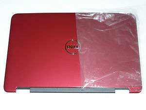 NEW GENUINE DELL INSPIRON 15 N5040 N5050 M5040 LID TOP COVER RED XMNVK