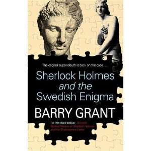 Enigma (Sherlock Holmes Mysteries) [Hardcover] Barry Grant Books