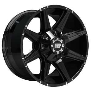 RBP 98R Flat Black Wheel with Painted Finish (20x9.0