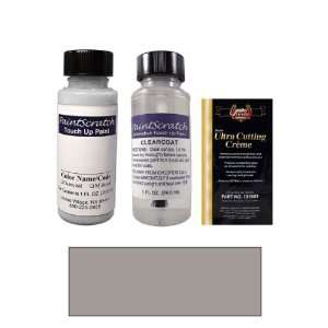 Oz. Medium Pewter Metallic Paint Bottle Kit for 1986 Nissan Pulsar