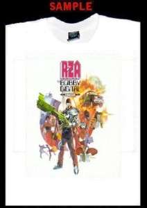 RZA BOBBY DIGITAL CUSTOM T SHIRT TEE rap hip hop 341