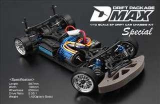 Yokomo 1/10 Scale EP DRIFT CAR Chassis kit DMAXSP RC