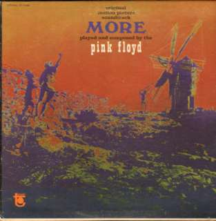 PINK FLOYD Piper At The Gates 1967 US different TRACKS 2nd pressing
