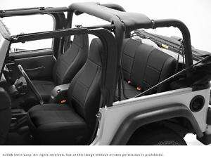 Jeep Wrangler YJ 1992 Coverking Neoprene Seat Covers