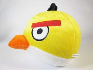 Angry Birds Plush 9 Inches Toy YELLOW