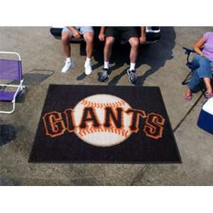 MLB   San Francisco Giants Tailgater Rug  Sports
