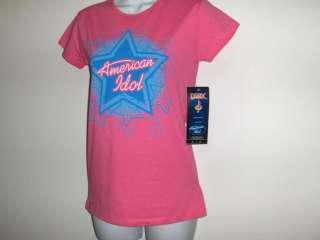 American Idol Tee Shirt By Lyric Culture, New W Tags