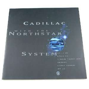 1996 96 CADILLAC BROCHURE Seville STS SLS DeVille