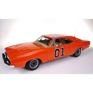 Ertl / Auto World 1/18 Dukes of Hazzard General Lee 1969