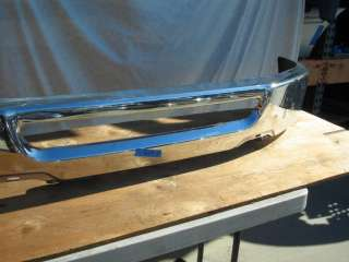 FORD F150 FRONT CHROME BUMPER OEM 06 07 F 150 08 2006