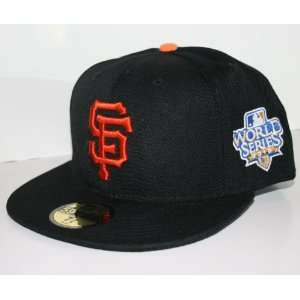 New Era San Francisco Giants 2010 World Series 59fifty Hat