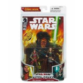 Star Wars 2009 Comic Book Action Figure 2Pack Dark Horse Tales of the