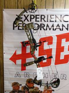 2012 PSE Bow Madness 3G MP RTS Package 70# Right Hand Mossy Oak Inf