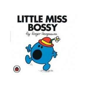 Little Miss Bossy Hargreaves Roger Books